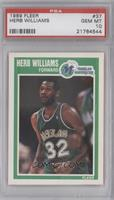 Herb Williams [PSA 10]