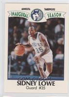 Sidney Lowe