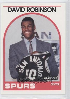 1989-90 NBA Hoops - [Base] #138 - David Robinson