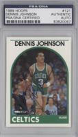 Dennis Johnson [PSA/DNA Certified Auto]