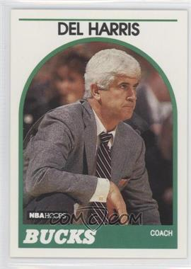 1989-90 NBA Hoops #126 - Del Harris
