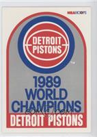 1989 World Chamipion Detroit Pistons