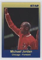 Michael Jordan (Yellow/Blue Border)