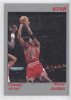 Michael Jordan (Grey Border Red Uniform)
