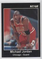 Michael Jordan Black Border