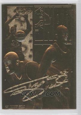 1990-00 Bleachers - [Base] #N/A - Shaquille O'Neal /20000