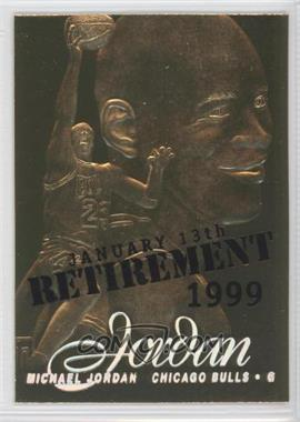 1990-00 Bleachers #N/A - Michael Jordan