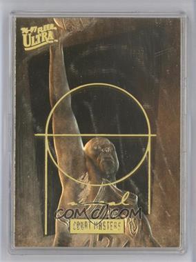 1990-00 Bleachers #SO96U - Shaquille O'Neal 1996-97 Ultra Court Masters