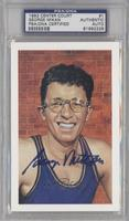 George Mikan /10000 [PSA/DNA Certified Auto]