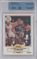 Mitch Richmond [BGS/JSA Certified Auto]