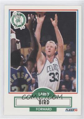 1990-91 Fleer #8 - Larry Bird