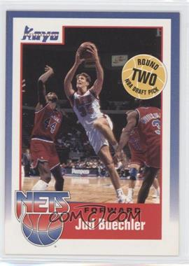 1990-91 Kayo Breyers New Jersey Nets #3 - Jud Buechler