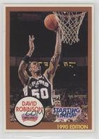 David Robinson (Brown Border)