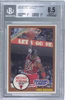 Michael Jordan (Brown Border) [BGS8.5]