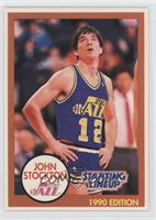 John Stockton (Brown Border)