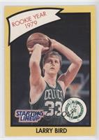 Larry Bird (Yellow Border)