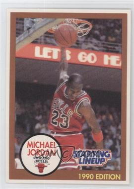 1990-91 Kenner Starting Lineup #MIJO - Michael Jordan