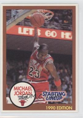 1990-91 Kenner Starting Lineup #MIJO.1 - Michael Jordan (Brown Border)