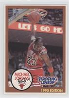 Michael Jordan (Brown Border)