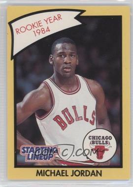 1990-91 Kenner Starting Lineup #MIJO.1 - Michael Jordan