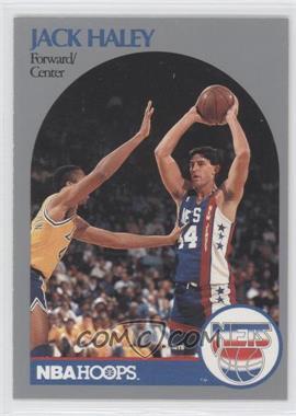 1990-91 NBA Hoops - [Base] #197 - Jack Haley