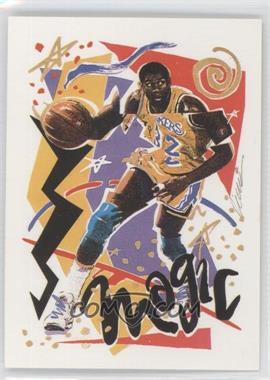 1990-91 NBA Hoops - [Base] #367 - Magic Johnson