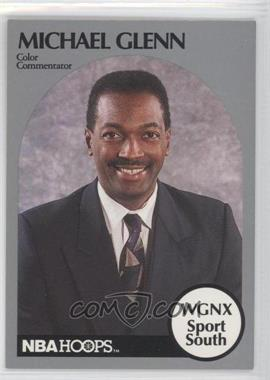 1990-91 NBA Hoops Announcers [???] #N/A - Mike Glenn