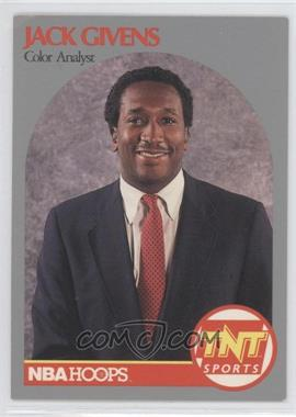 1990-91 NBA Hoops Announcers #JAGI - Jack Givens