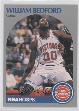 1990-91 NBA Hoops #102 - William Bedford