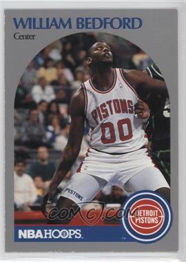 1990-91 NBA Hoops #102 - William Bedford