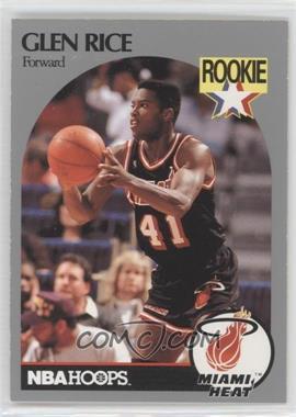 1990-91 NBA Hoops #168 - Glen Rice