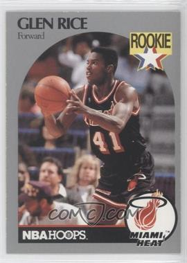 1990-91 NBA Hoops #168 - Glen Rice