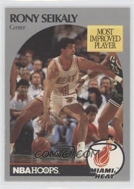 1990-91 NBA Hoops #169 - Rony Seikaly