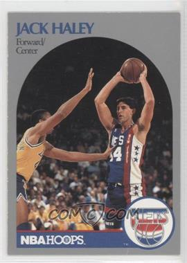 1990-91 NBA Hoops #197 - Jack Haley