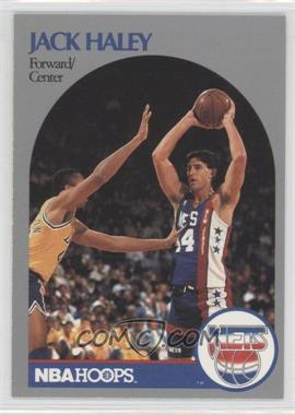 1990-91 NBA Hoops #197 - Jack Haley