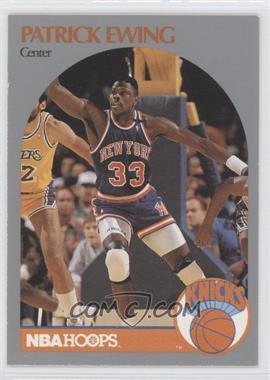 1990-91 NBA Hoops #203 - Patrick Ewing
