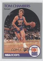 Tom Chambers (Correct: Forward on Front)