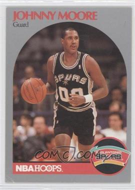 1990-91 NBA Hoops #269 - Johnny Moore