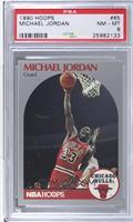 Michael Jordan [PSA8]