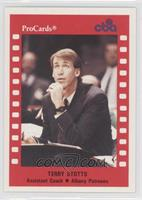 Terence Stansbury, Terry Stotts