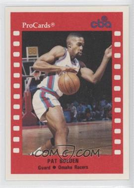 1990-91 ProCards CBA #6 - [Missing]