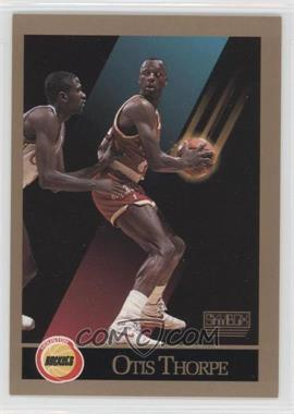 1990-91 Skybox - [Base] #112.1 - Otis Thorpe (Mitchell Wiggins on front)