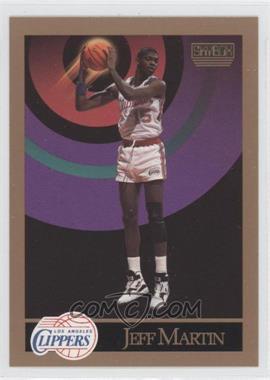 1990-91 Skybox - [Base] #130 - Jeff Martin