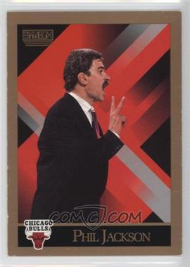 1990-91 Skybox - [Base] #304 - Phil Jackson