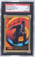 Lenny Wilkens [SGC AUTHENTIC AUTO]