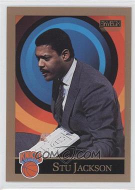 1990-91 Skybox - [Base] #318 - Stu Jackson