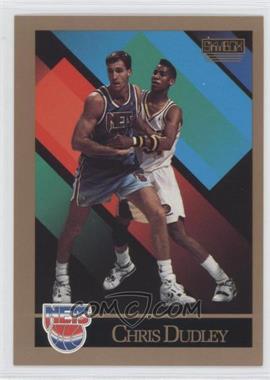 1990-91 Skybox - [Base] #398 - Chris Dudley