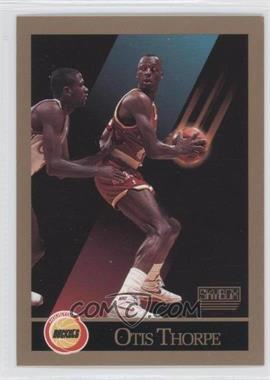 1990-91 Skybox #112.1 - Otis Thorpe (Mitchell Wiggins on front)