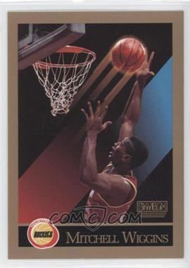 1990-91 Skybox #113.1 - Mitchell Wiggins (Otis Thorpe on front)