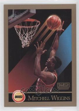 1990-91 Skybox #113.1 - Mitchell Wiggins (Otis Thorpe on front)